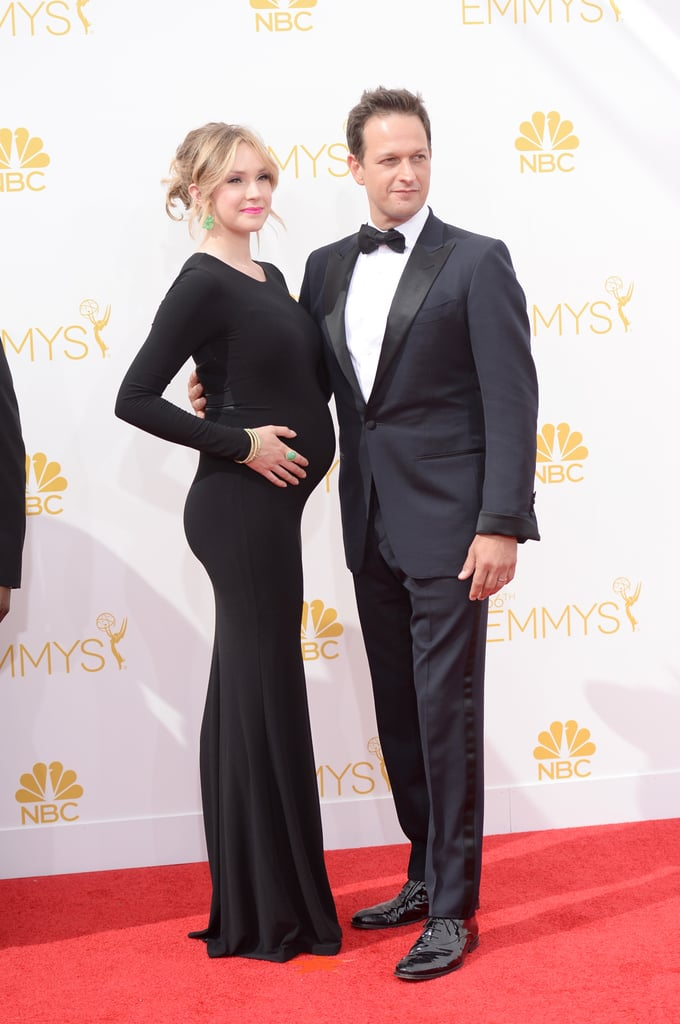 Josh Charles and Sophie Flack