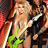 Mariah Carey as a Rocker