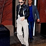 Kendall Jenner Leaving Her Hotel During NYFW