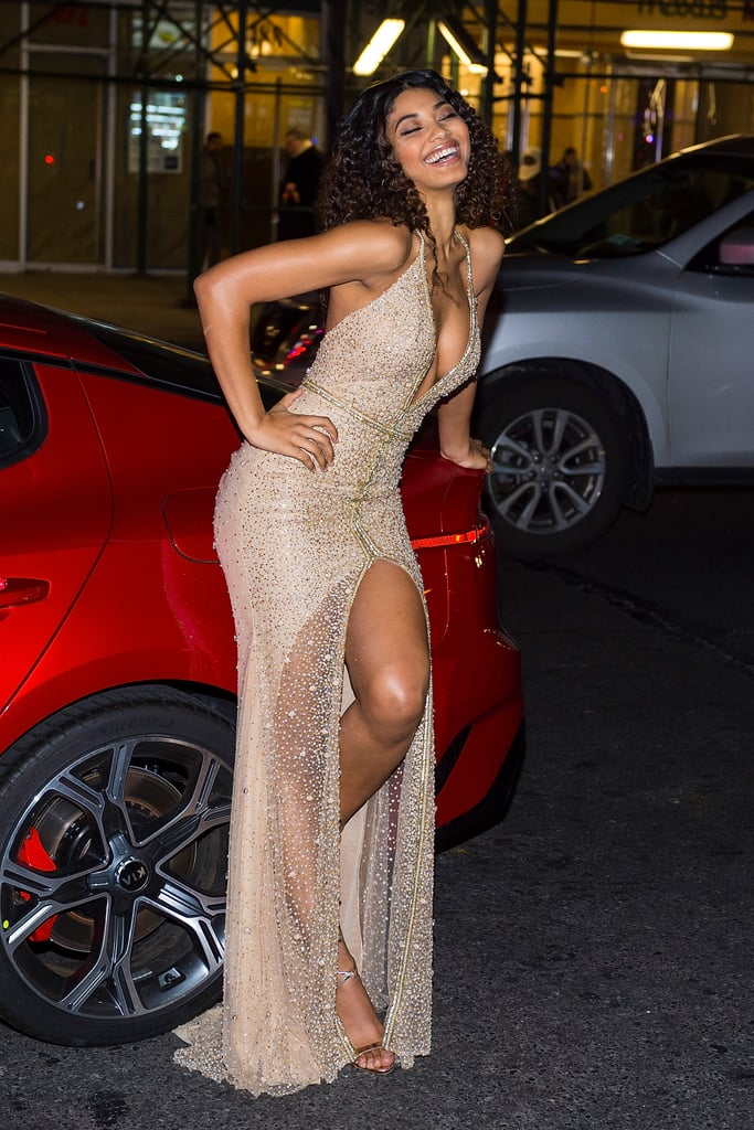 Danielle Herrington's Galia Lahav Dress