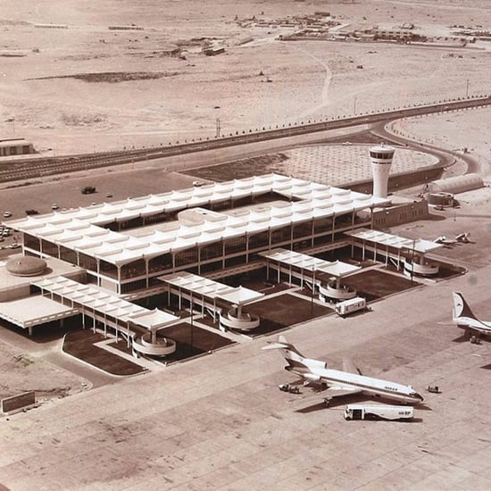 Dubai International Airport Through the Years
