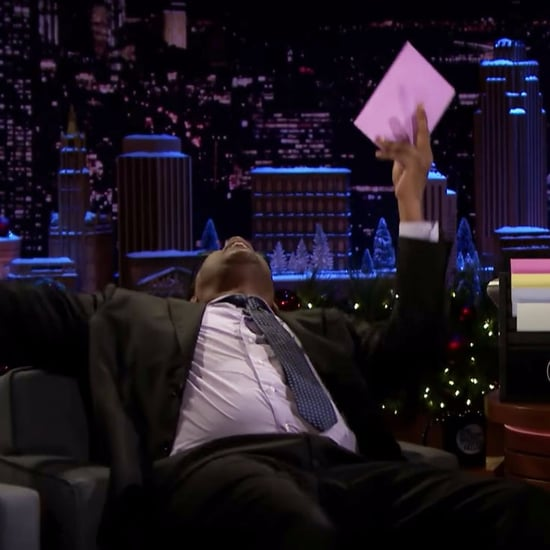 Denzel Washington Dramatic Reading Tonight Show 2016