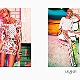 Balmain Spring 2012 Ad Campaign