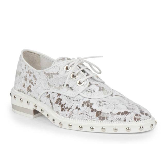 Givenchy Lace Oxford Shoes ($1,495)