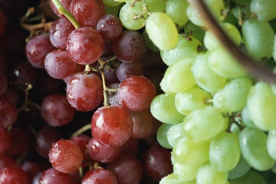 Would You Rather Eat Red or Green Grapes?