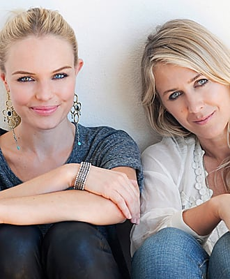 Kate Bosworth and Cher Coulter Partner on New Jewelry Site