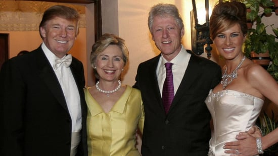 Trump is Using Bill Clinton's Past to Attack Hillary Clinton