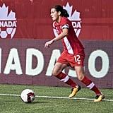 Christine Sinclair (Canada)