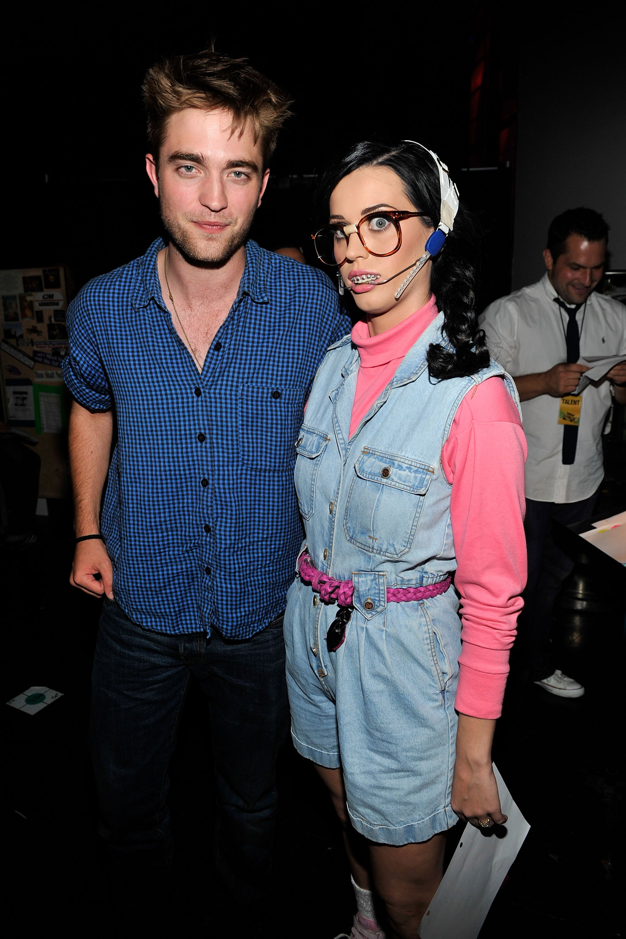 Rob Is Friends With Katy Perry