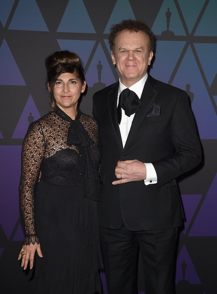 Alison Dickey and John C. Reilly