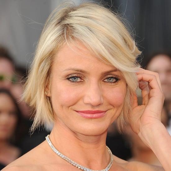 Cameron Diaz's Beauty Look at the 2012 Oscars