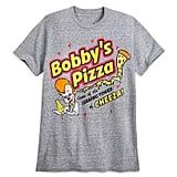Bobby's Pizza T-Shirt For Men — The Goofy Movie