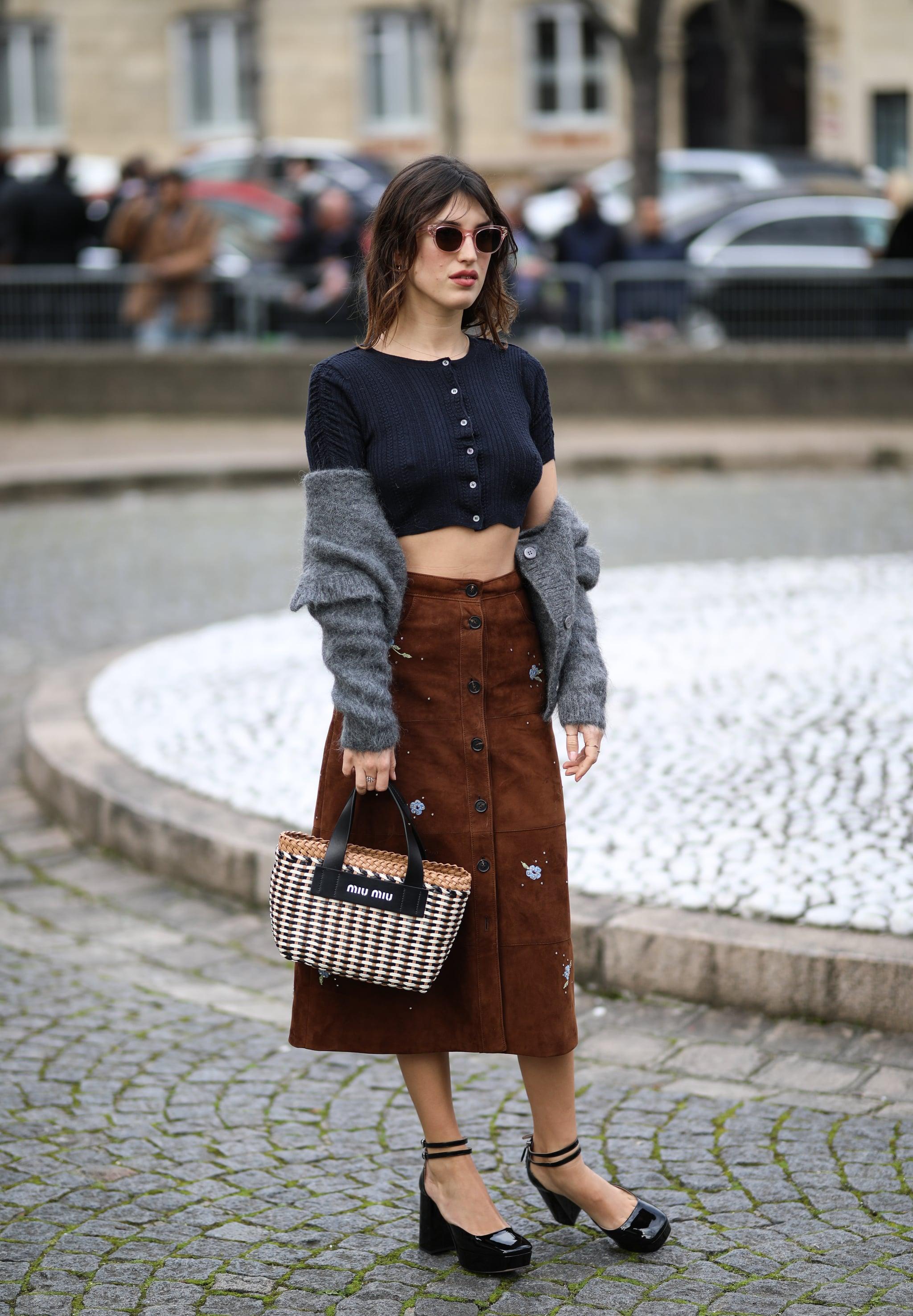 How to Wear a Cardigan | Spring 2020 | POPSUGAR Fashion
