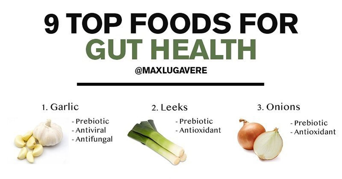 Having a Healthy Gut May Be Key to Weight Loss — Here Are the Best Foods to Eat