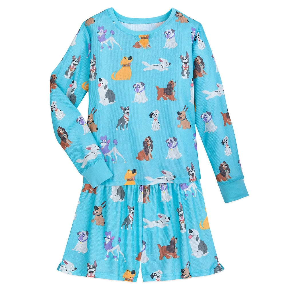 Disney Dogs Pajama Set For Women