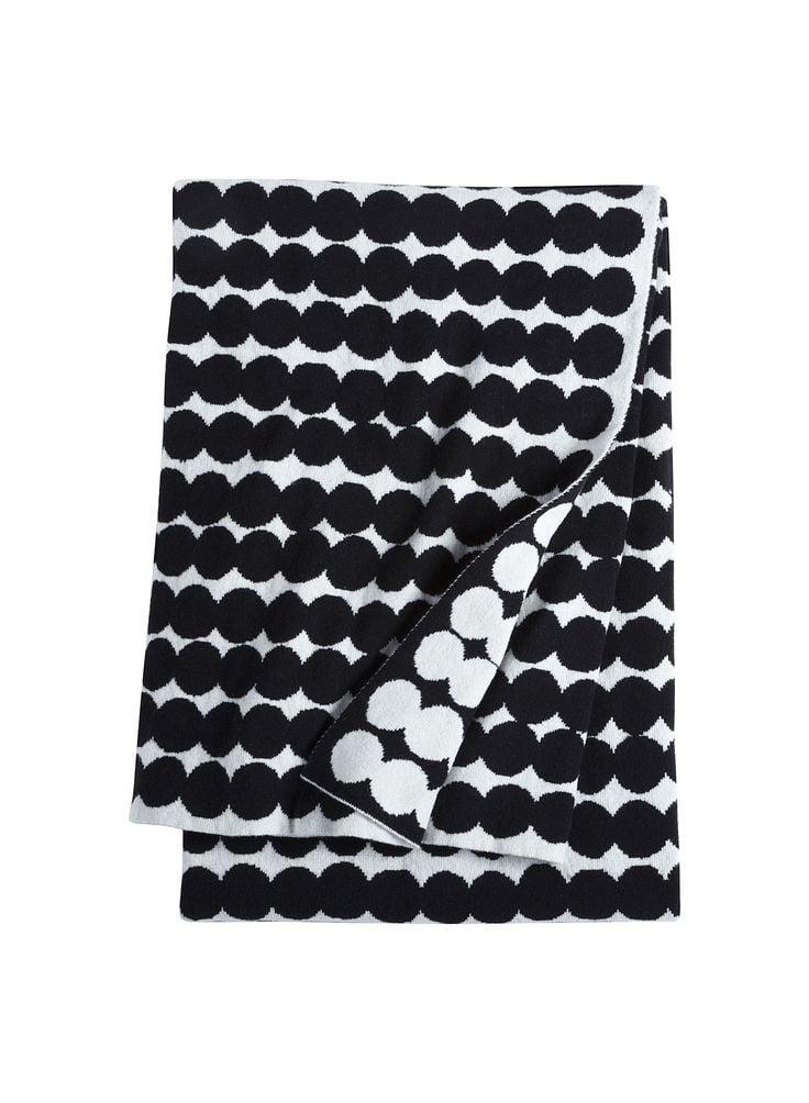 Marimekko Räsymatto Knitted Blanket ($235)