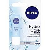 Nivea Hydro Care with SPF 15 Lip Balm With SPF 15