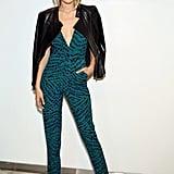 Gigi Hadid's High-Fashion Hair Tuck