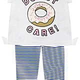 Juicy Couture Baby Knit Donut Care Set