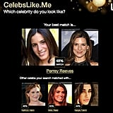 Celebs Like Me Website
