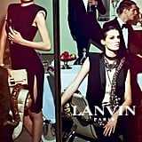 Lanvin Spring 2012 Ad Campaign