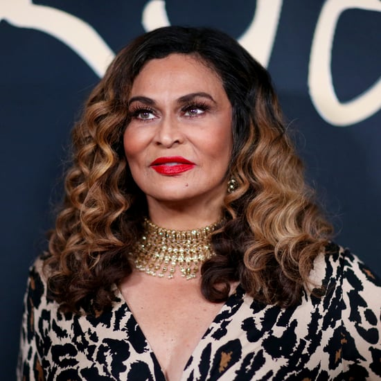 Tina Knowles Shares a Tutorial on How She Curls Her Hair