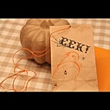 Amy Atlas's Eek! Favor Bags