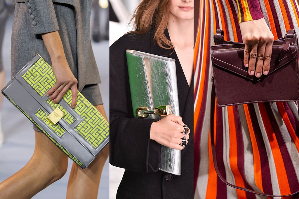 Spring 2021 Bag Trend: Clutches, Not Handshakes