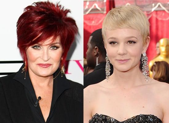 Sharon Osbourne Says She Wants Carey Mulligan to Play Her in Ozzy Osbourne Biopic