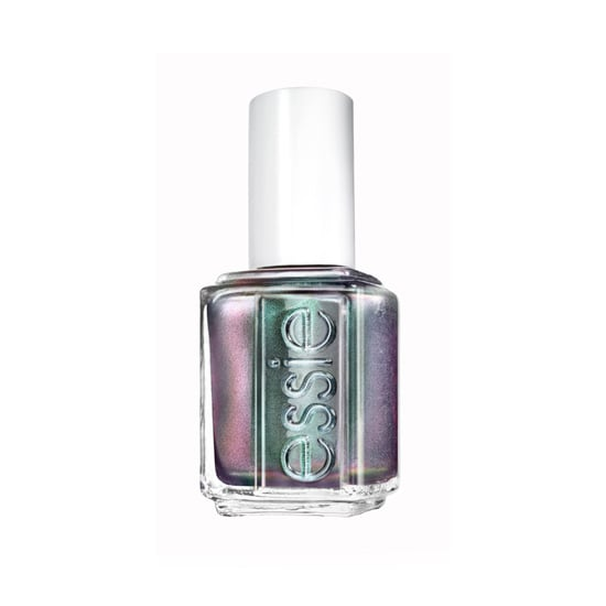Essie For the Twill of It ($8) is a multifaceted metallic that changes colors in different lighting.