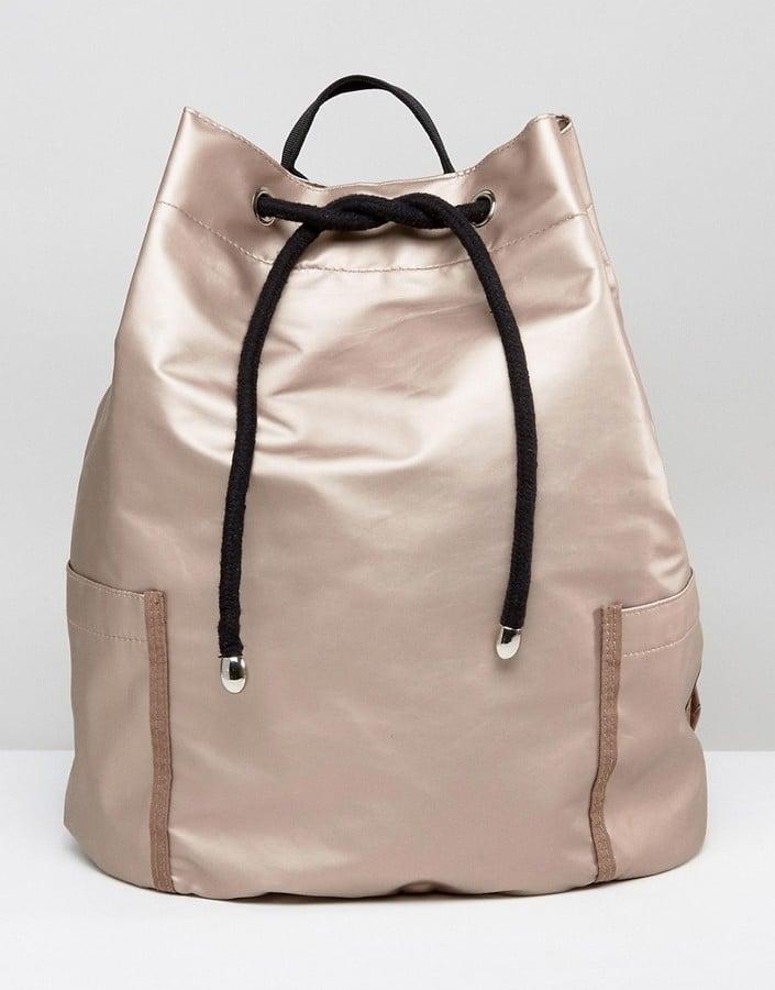 Asos Oversized Drawstring Duffle Bag