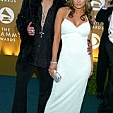 Dave Navarro and Carmen Electra, 2004