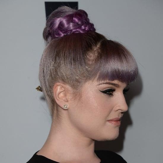 Kelly Osbourne's Braided Bun