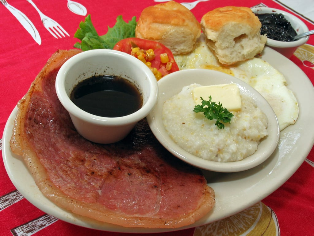 Tennessee: Country Ham Breakfast