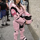 Female Master Chief From Halo