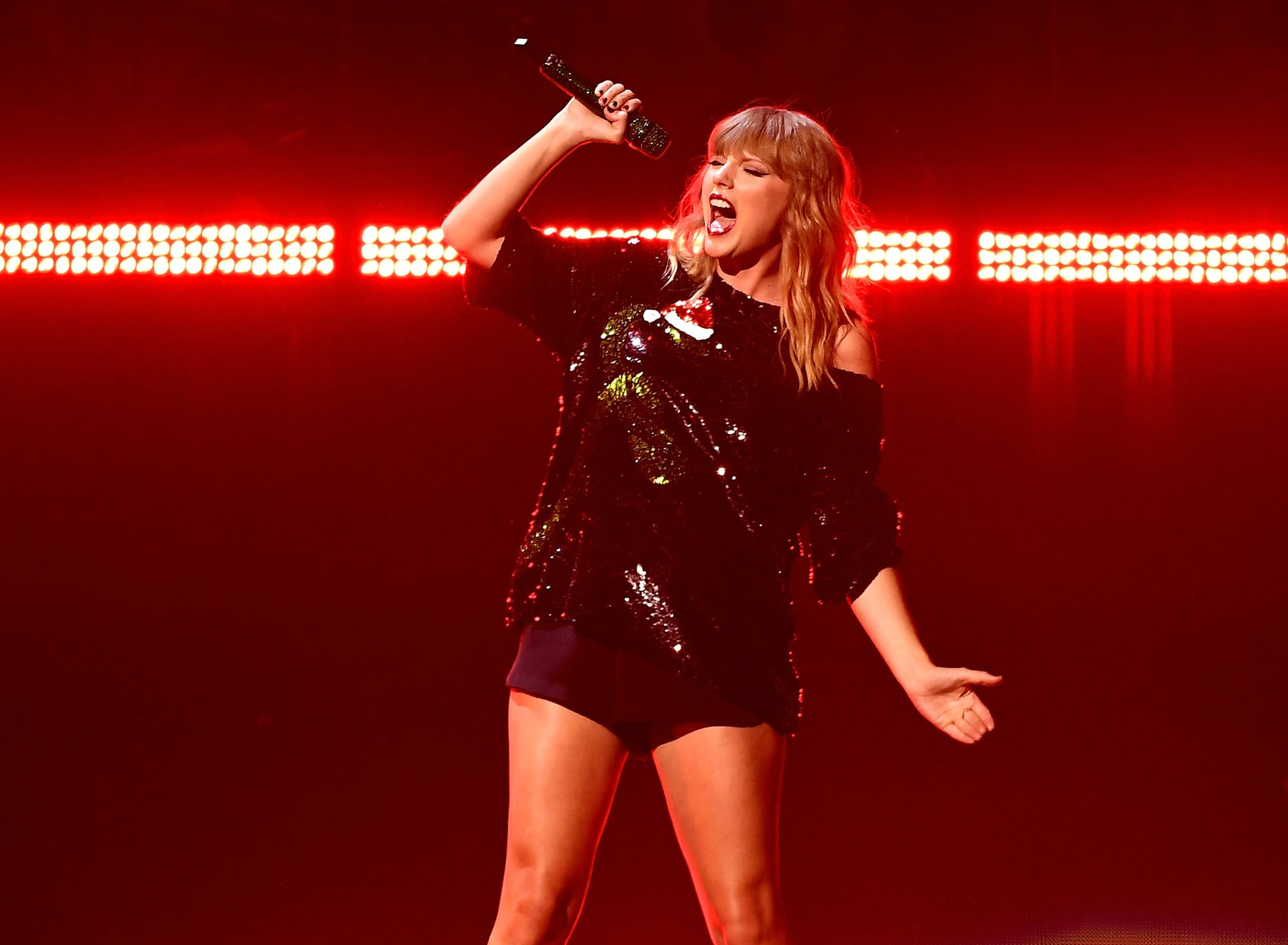Taylor Swift teases 'End Game' video class=
