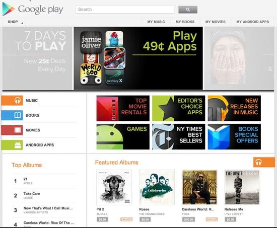 Google Play Details | POPSUGAR Tech