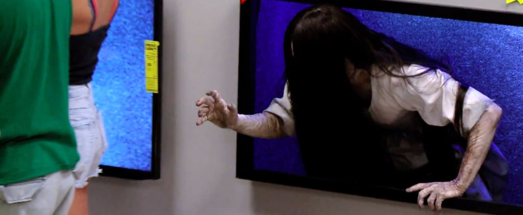 Imagine If Samara From the Ring Tried to Come For You While You Were TV Shopping