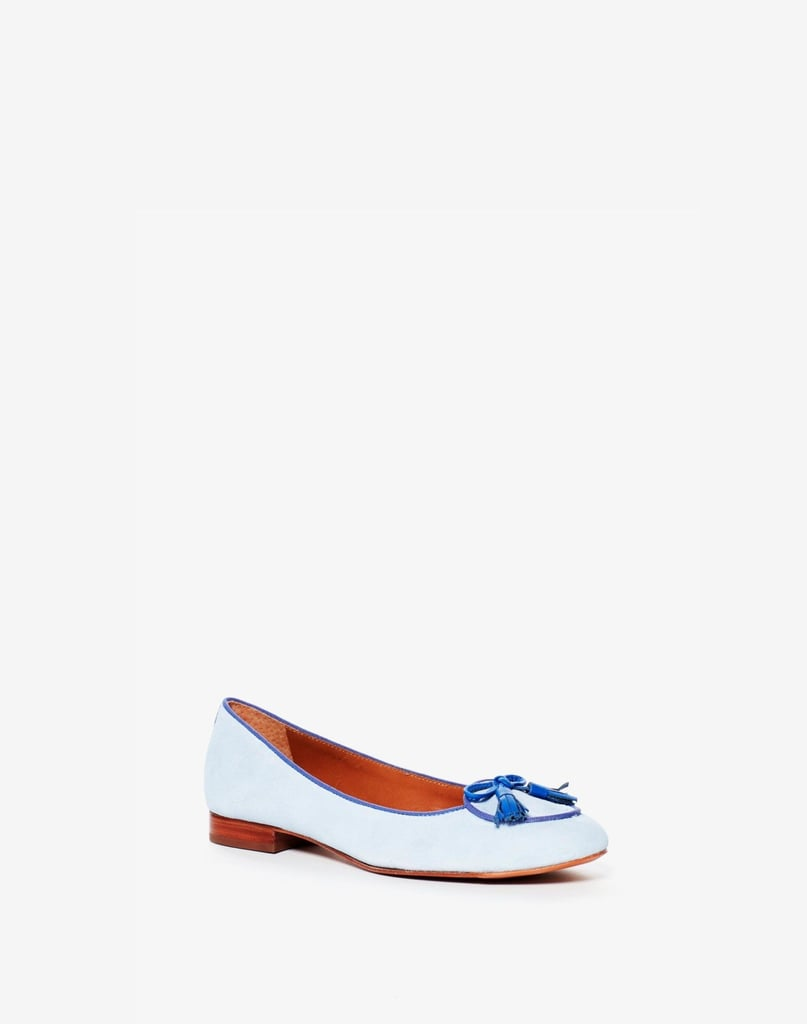 Neely & Chloe The Loafer With Tassel Suede ($188)