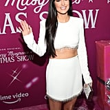 Kacey Musgraves' Chain Heels at Her Christmas Show Screening