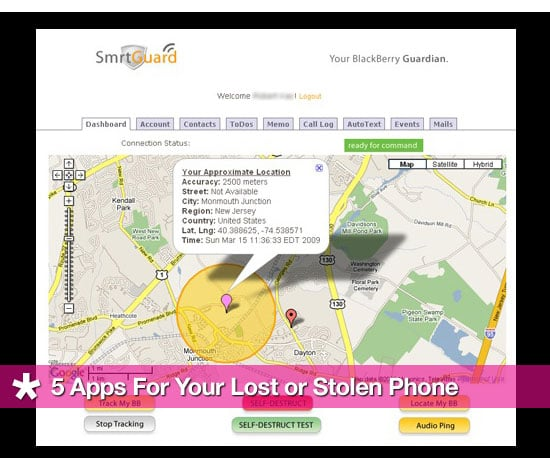How to Recover Lost or Stolen Phones