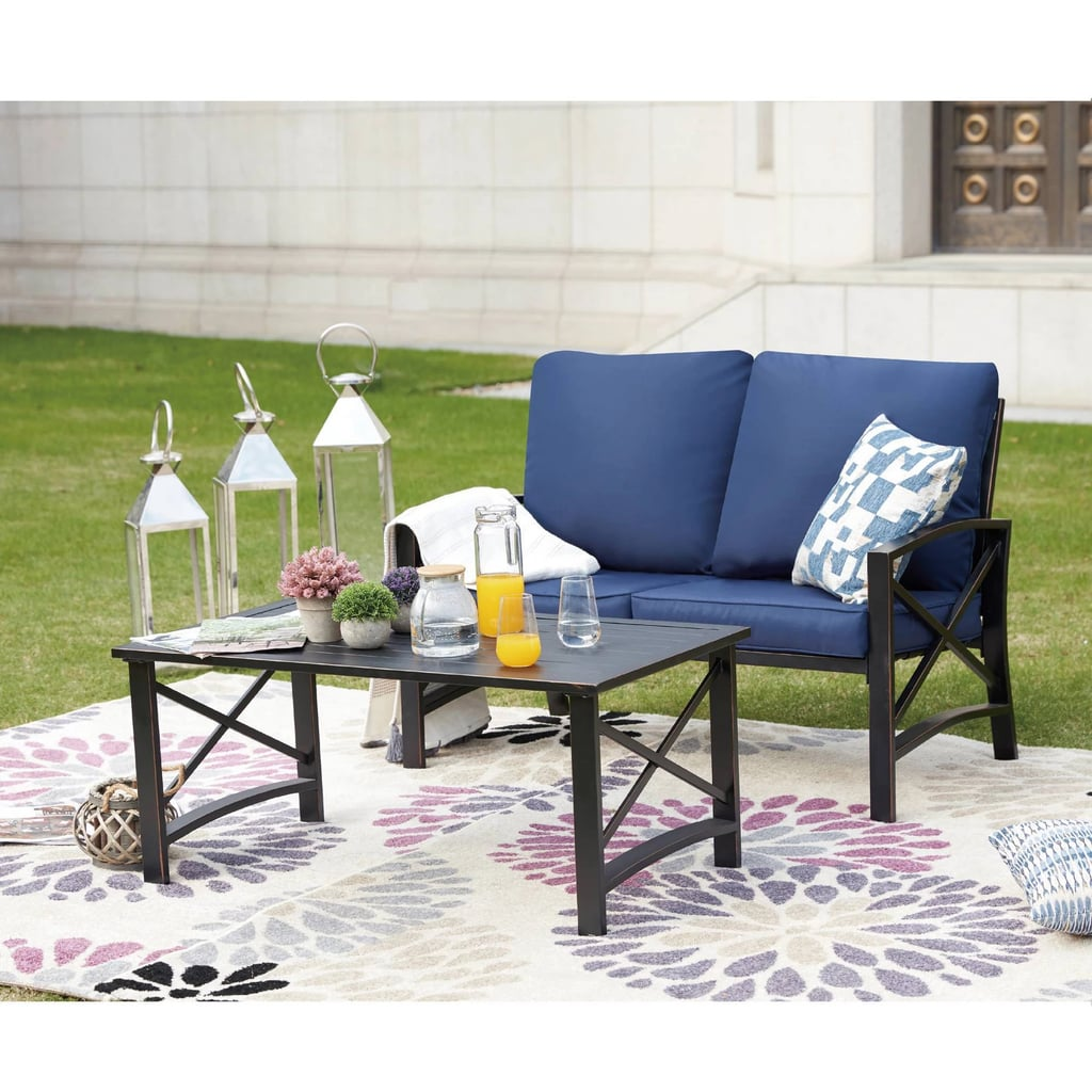 Loveseat Patio Seating Set | Best Outdoor Furniture at ...