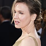 Renée Zellweger on the red carpet at the 2013 Oscars.
