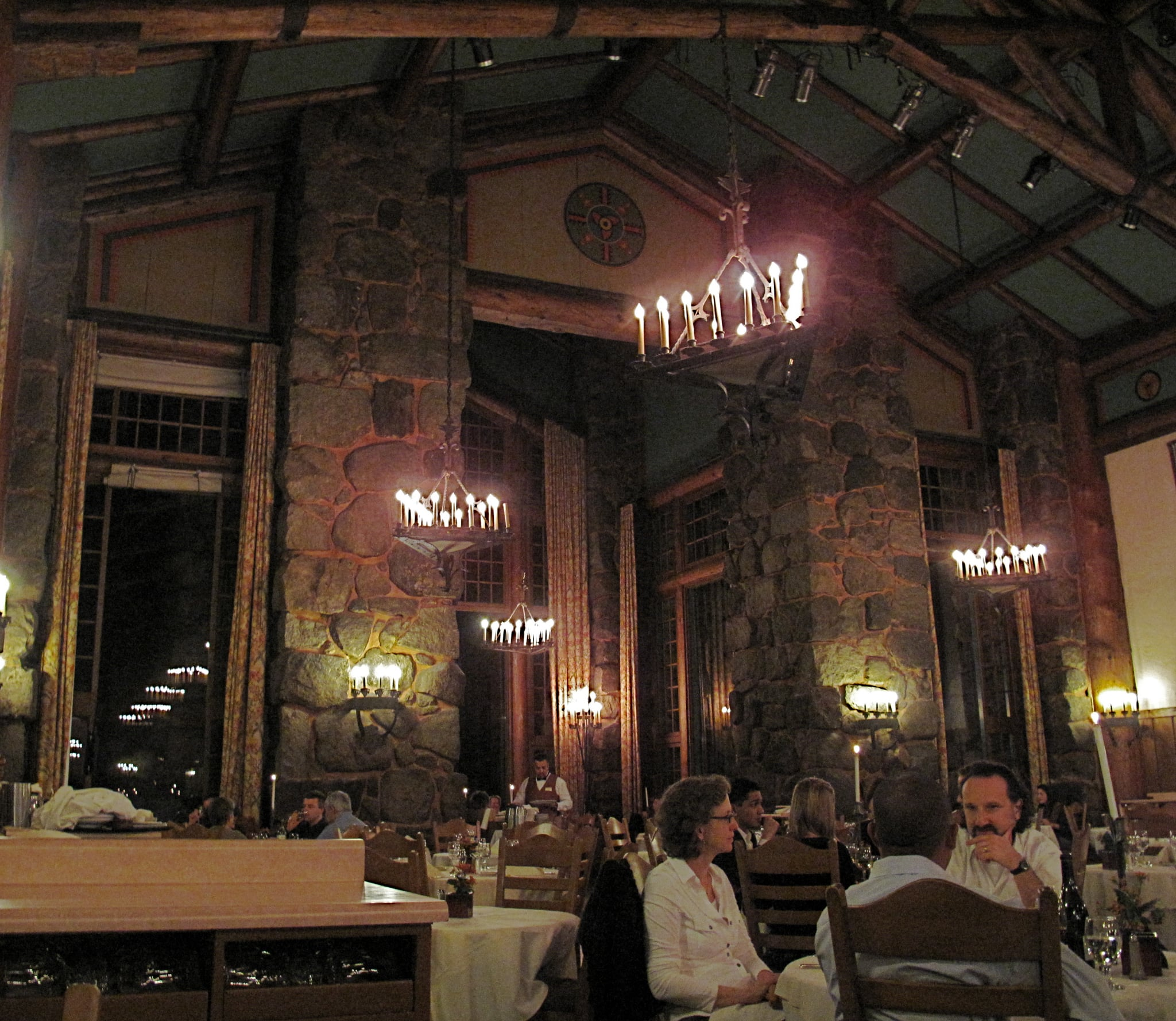 Ahwahnee Dining Room: Wild Country Fine Arts