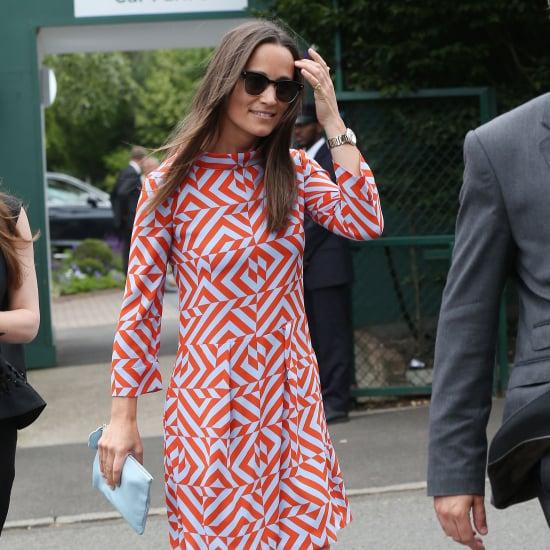 Pippa Middleton's Dress at Wimbledon July 2016