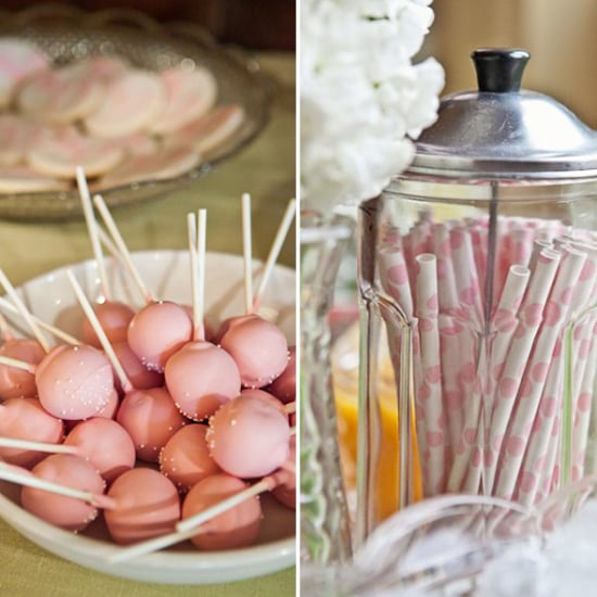 Cake Pops and Popping Straws