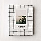 Instax Patterned Photo Album ($12)