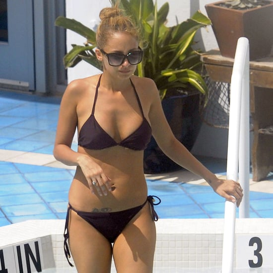 Nicole Richie Bikini Pictures in Miami