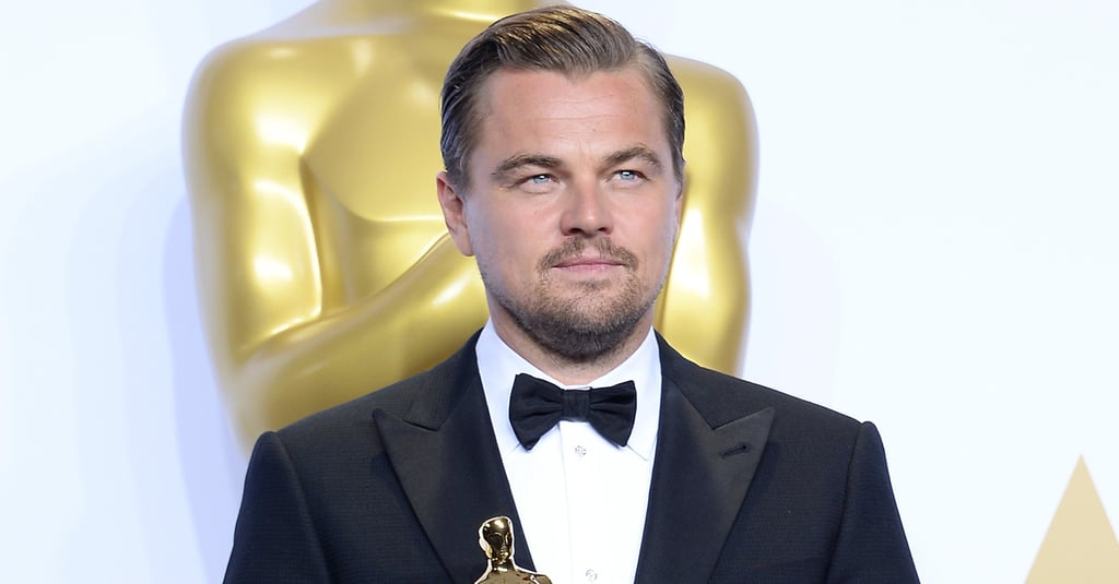 Celebrities Tweeting About Leonardo DiCaprio's Oscar Win