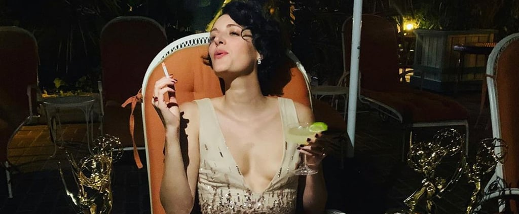 Phoebe Waller-Bridge Explains Her Emmy Afterparty Photo